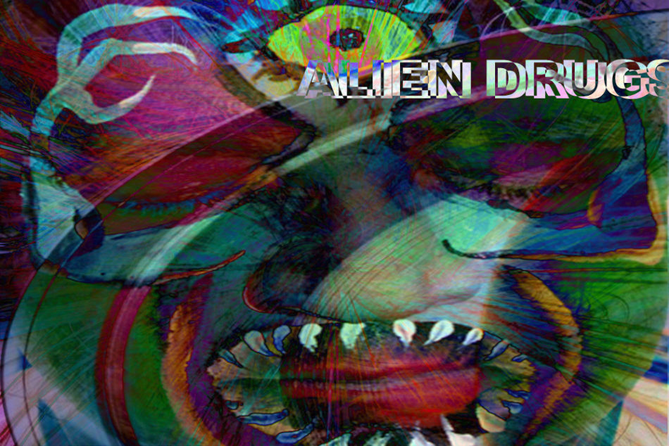 Alien Drugs (Bruce Scallon)